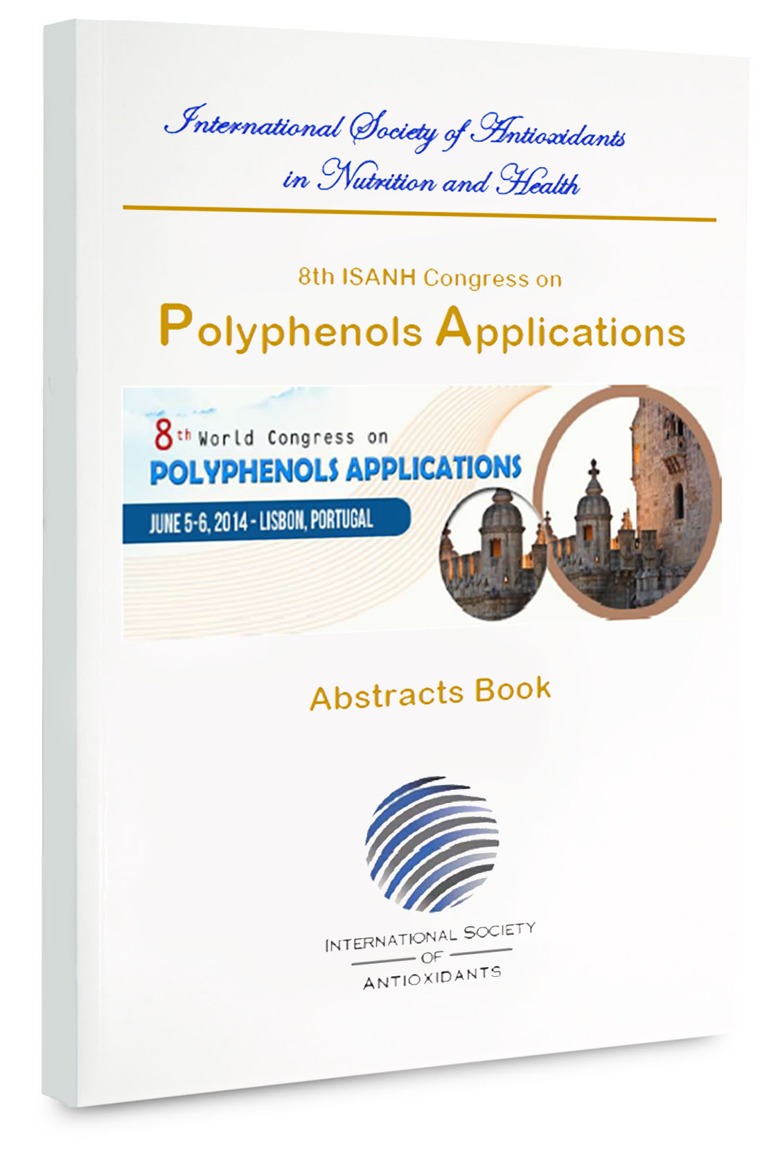 The Abstracts Book of Lisbon Polyphenols 2014 is now available