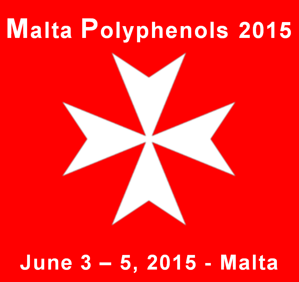 The scientific committee announced the list of posters accepted for Malta Polyphenols Conference