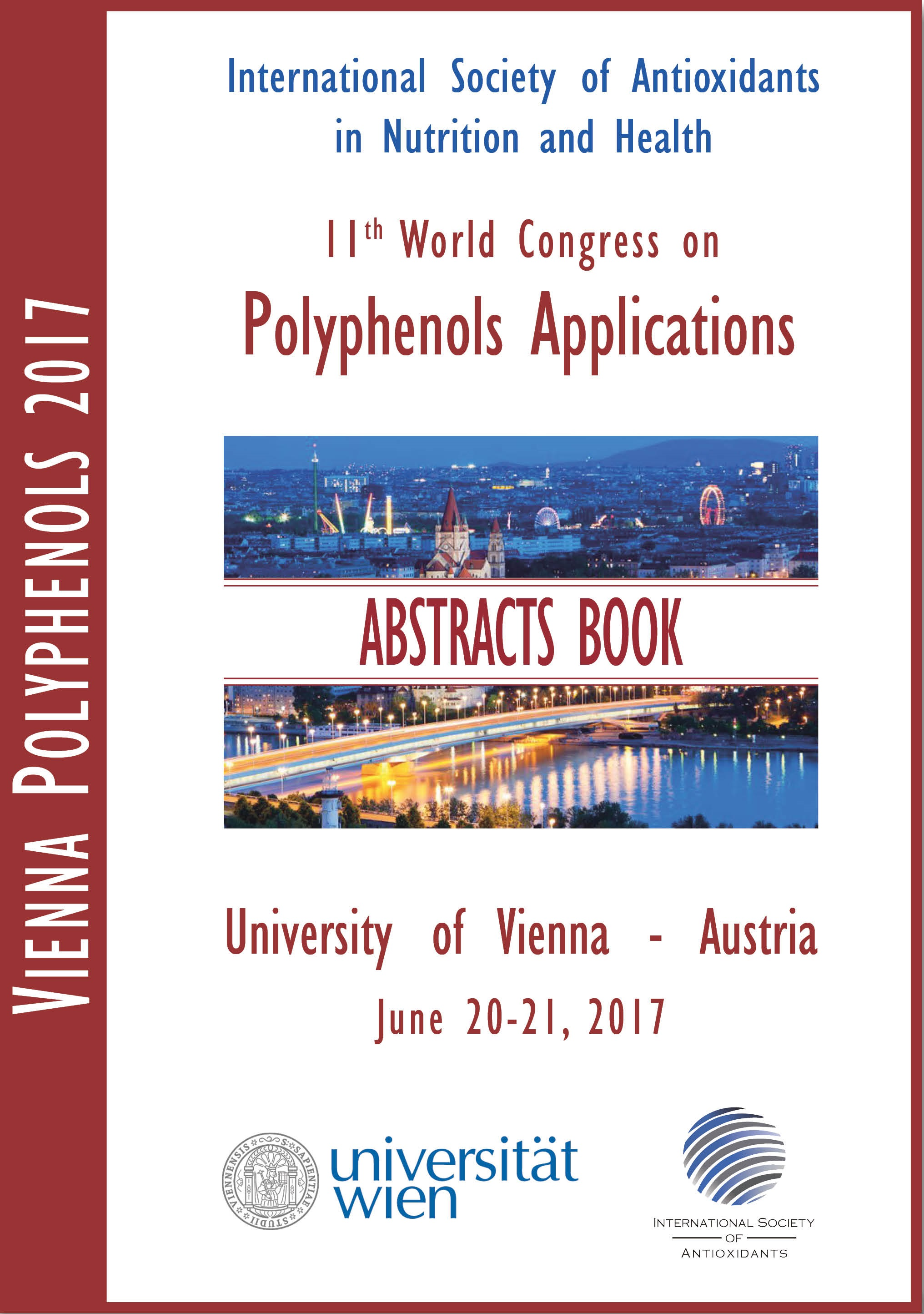 The final agenda on Vienna Polyphenols World Congress is now available