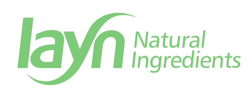 Layn logo Natural Ingred green