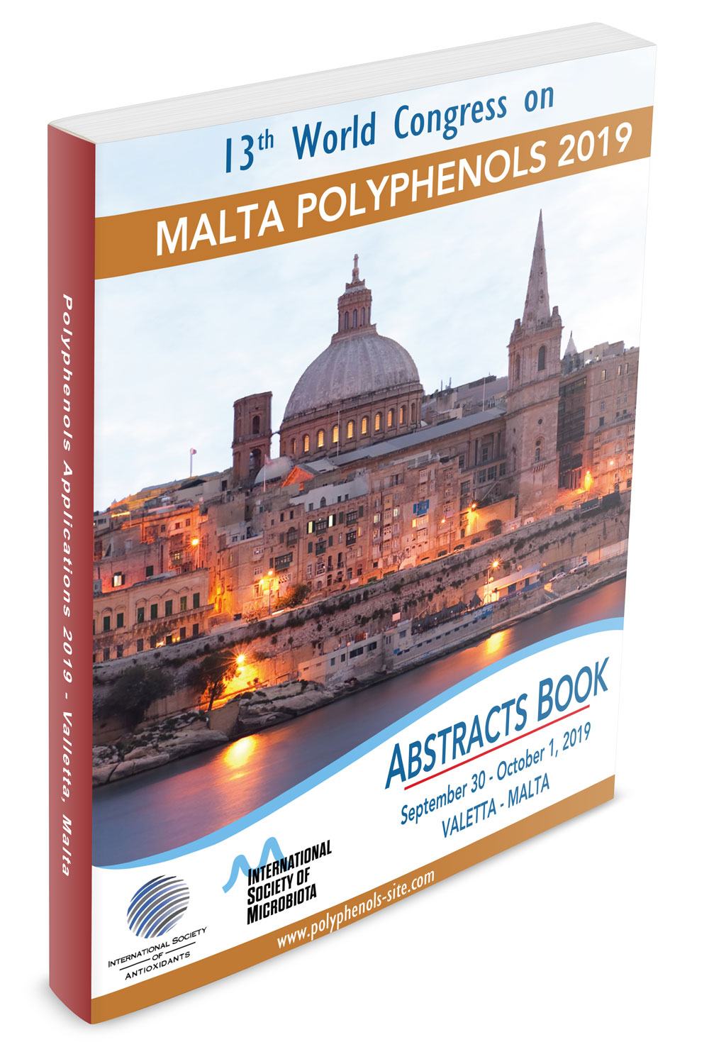 Abstracts Book of Malta Polyphenols 2019 Available
