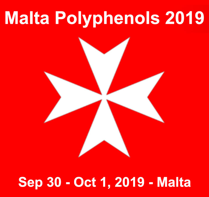 Malta will host 13th World Congress on Polyphenols Applications